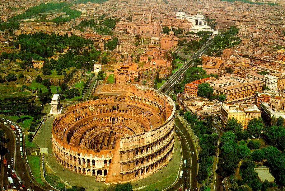 My Rome information